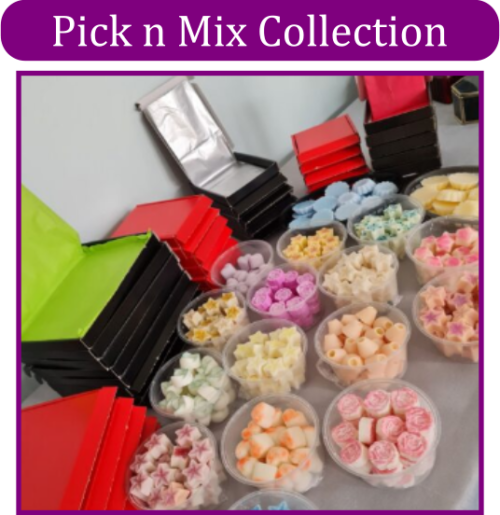 Pick n Mix Box Collection